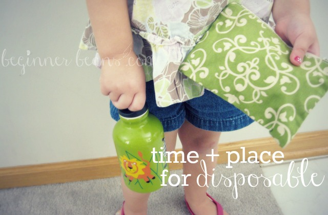reusable snack bag, munchkin, preschooler water bottle, disposable