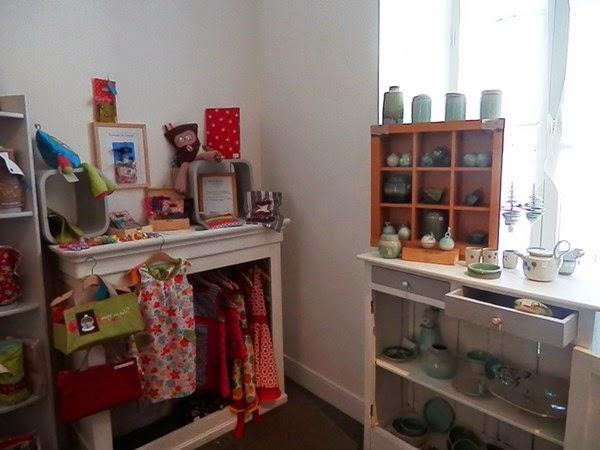 La boutique Fabrique&vous à Morlaix