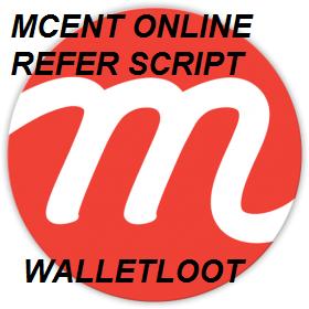 Mcent Online Script