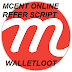 Mcent Online Referral Script with App Bypass Script or Offer Complete Script