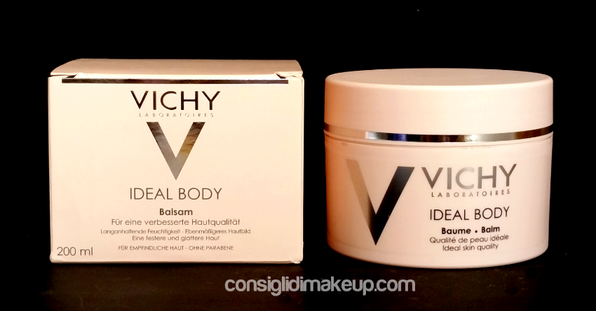 vichy ideal body balm opinioni