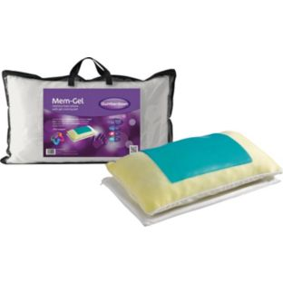 Slumberdown Traditional Memory Foam Pillow Review : Mummy Of 3 Diaries: The Slumberdown Mem-Gel pillow #Review