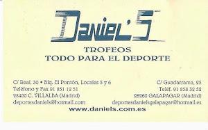 DEPORTES DANIEL'S