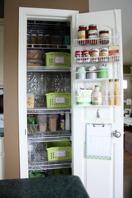 Kitchen Closet Organization Ideas Part - 18: IHeart Organizing