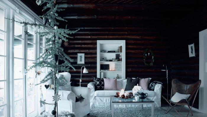 Blog decoracion navideña  blanca