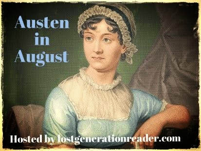 Reading Jane Austen in August in All Forms