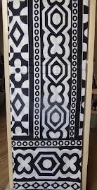 Padrões e Tecidos(panos) africanos - moda