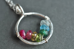 custom mother's birthstone jewelry