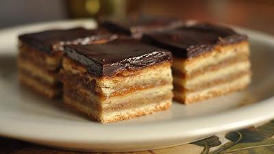 Пирожное «Жербо» шедевры кулинарии - Ресторан дома