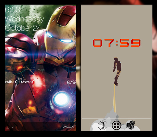 Ironman android wallaper