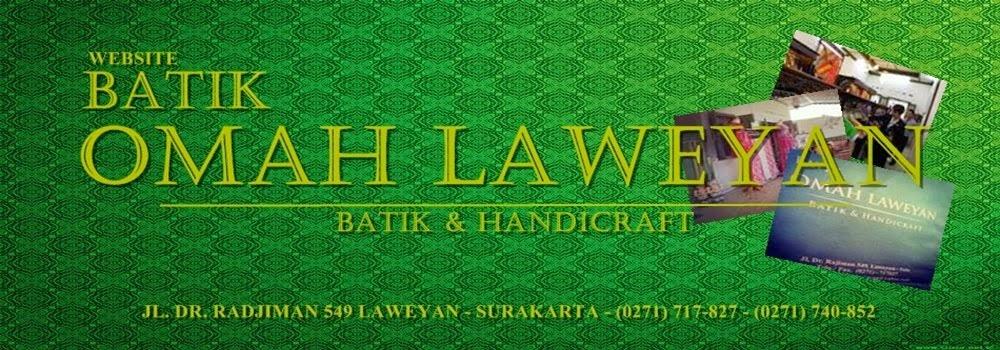 Batik Omah Laweyan