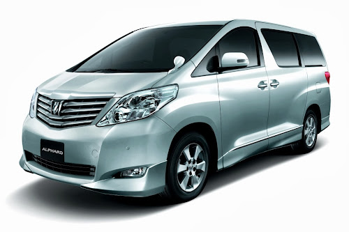 Toyota Alphard 3.5 V. Majalah Otomotif Online