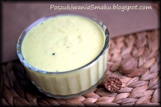 beszamel z serem czyli sos mornay
