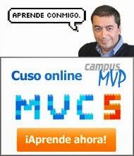 Curso de ASP.NET MVC 5 en CampusMVP