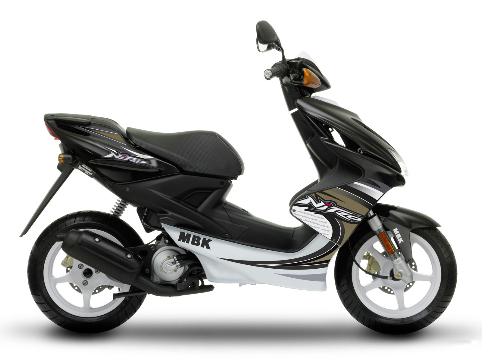 2010 Mbk Nitro Scooter Pictures Accident Lawyers Info