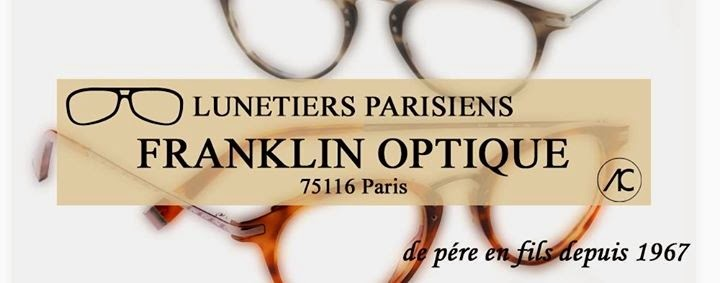 Franklin Optique - Opticiens Parisiens