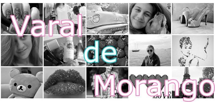 Varal de Morango