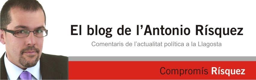 El blog de l'Antonio Rísquez
