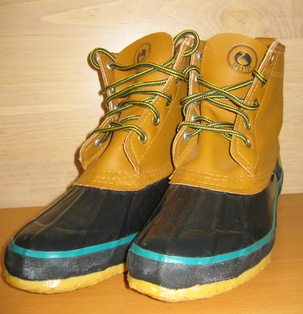 Duck Boots Waterproof1