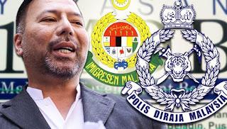 Khairuddin dakwa disenarai hitam, dihalang ke luar negara
