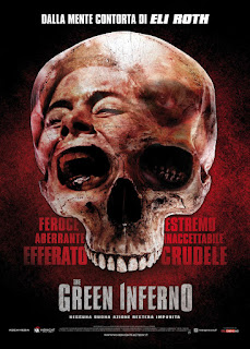 The Green Inferno International Poster