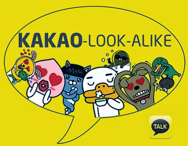 Take your KakaoFriends look-alike photo, and win an iPhone 5c or iPad Mini
