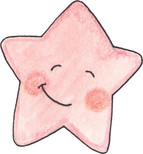 dibujos de estrellas para imprimir - Imagenes para