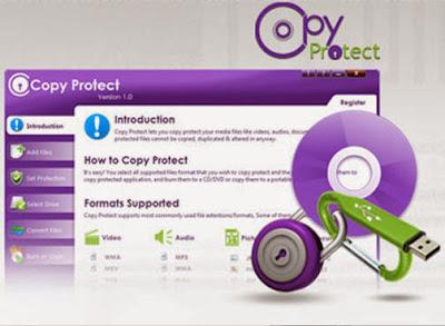 Newsoftwares Copy Protect 1.6.0
