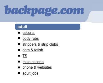 Backpage indpls