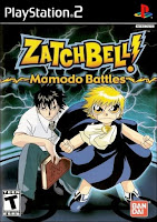 Cheat Zatch Bell!: Mamodo Battles PS2