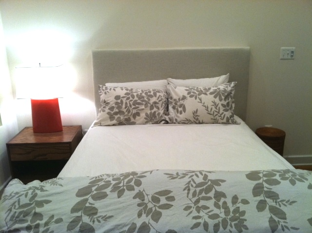 Diy make your own headboard redovercoat com Make your own headboard