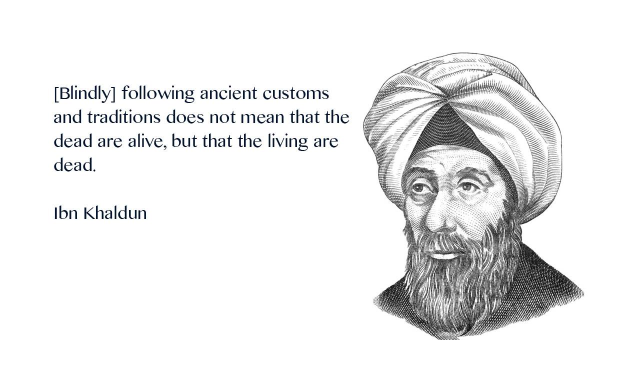 Ibn Chaldůn