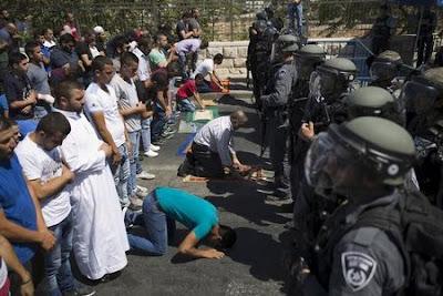 Israel reforça segurança na Cidade Velha de Jerusalém