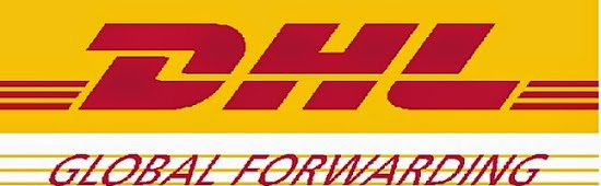 Logo DHL Global Forwarding Indonesia