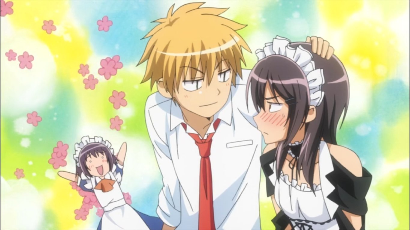 Year Apr 2 2010 To Sep 24 Genre Comedy Romance School Life Shoujo Status Complete 26ep Review One Of My FAVORITE Anime
