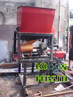 mesin pencetak pelet kombinasi mixer
