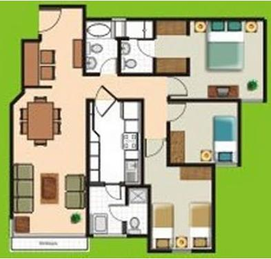 Planos de casas modelos y dise os de casas planos de for Planos de cocinas gratis