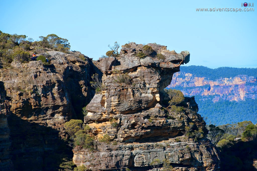 Philip Avellana, Australian Landscape Photographer, Katoomba, NSW, New South Wales, Australia, Blue Mountains, Boar's Head, Cahill Lookout, vantage point