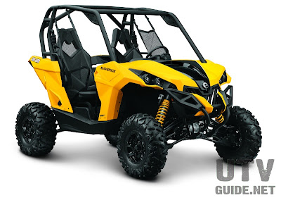 2013 Can-Am® Maverick™ 1000R