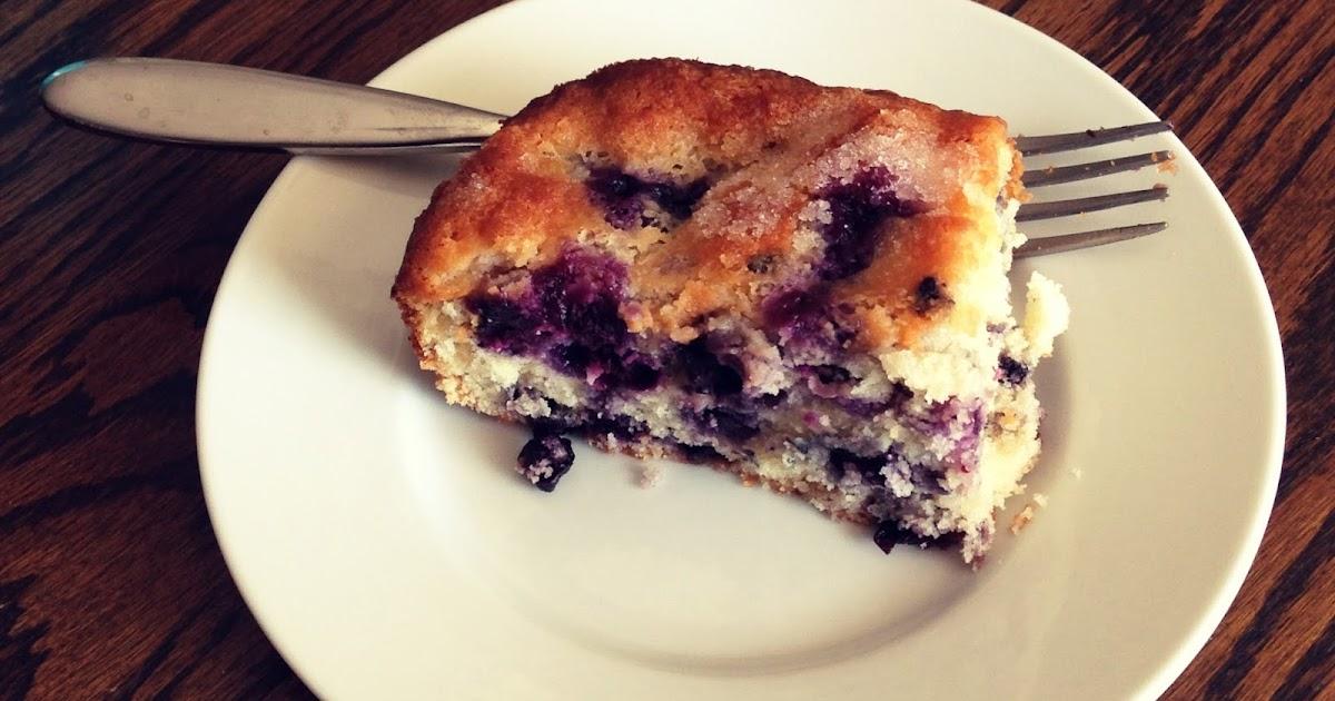 Alexandra Cooks Buttermilk Breakfast Cake