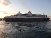 Piraeus Rms Queen Mary 2