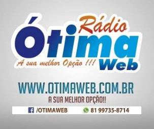 Ouça a Rádio Ótima Web!