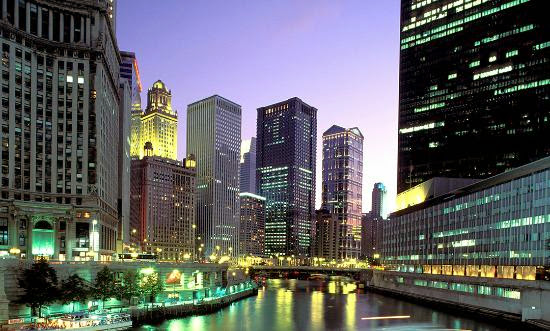 Top 25 destinations in the world: Chicago, Illinois, USA