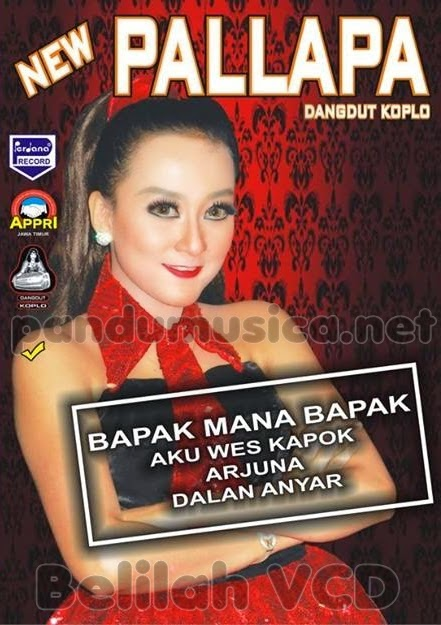 Download Album New Pallapa Bapak Mana Bapak 2014 MP3