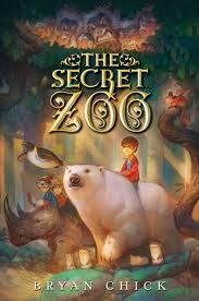 image: TheSecret Zoo -  mystery book review