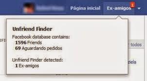 Ex-Amigo no facebook