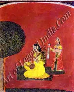 Ragini Gujari Painting