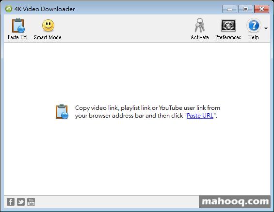好用的免費電影、網路影片下載器軟體推薦:4K Video Downloader Portable Download