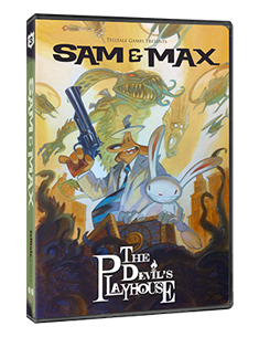 Sam and Max Season 3 - The Devil's Playhouse (PC-GAME)