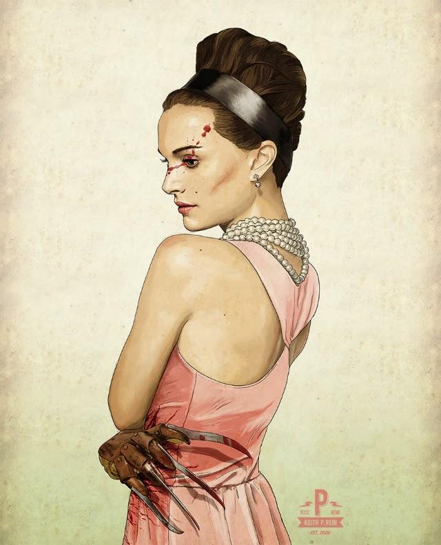 Natalie Portman Asesinas famosas